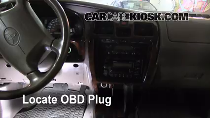 Obd Plug on 97 Nissan Pickup Wiring Diagram