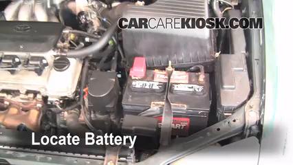 2000 toyota sienna engine size