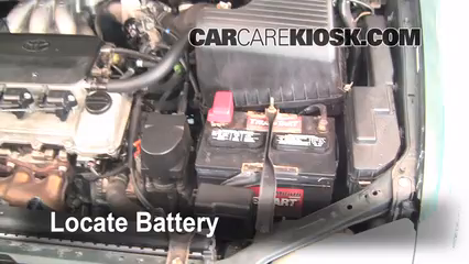 1999 Toyota Sienna LE 3.0L V6 Battery