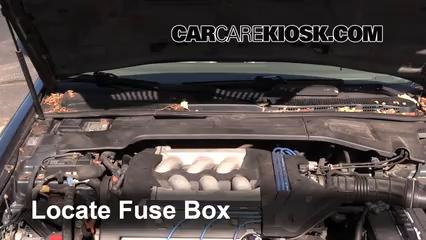 1999 Acura CL Premium 3.0L V6 Fuse (Engine) Check