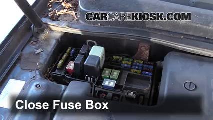 Replace a Fuse: 1997-1999 Acura CL - 1999 Acura CL Premium 3.0L V6 | Acura Cl V6 Fuse Box |  | CarCareKiosk