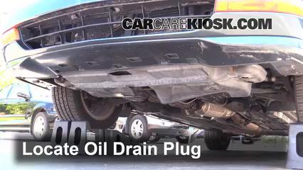 1999 Acura CL Premium 3.0L V6 Oil Change Oil and Oil Filter