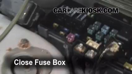 Replace a Fuse: 1999-2003 Acura TL - 1999 Acura TL 3.2L V6 | Acura Tl Fuse Box 1999 |  | CarCareKiosk