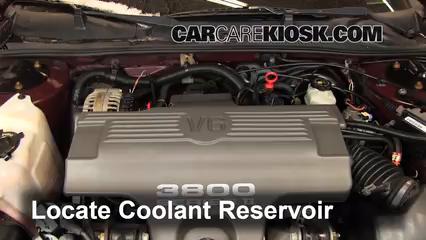 1999 Chevrolet Monte Carlo Z34 3.8L V6 Coolant (Antifreeze)