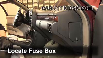 1999 Chevrolet Monte Carlo Z34 3.8L V6 Fuse (Interior)