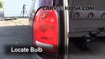 1999 Dodge Caravan 3.0L V6 Éclairage