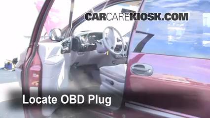 1999 Dodge Caravan 3.0L V6 Lumière « Check engine » du moteur