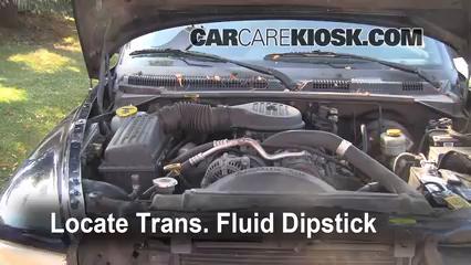 1999 Dodge Durango SLT 5.9L V8 Liquide de transmission