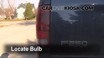 1999 Ford F-150 XLT 4.6L V8 Extended Cab Pickup (4 Door) Éclairage