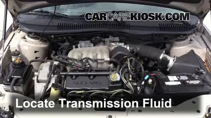 1999 Ford Taurus LX 3.0L V6 Líquido de transmisión