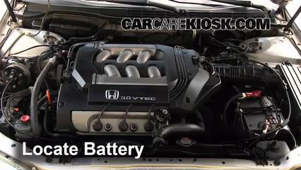 1999 Honda Accord LX 3.0L V6 Sedan (4 Door) Batterie