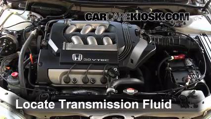 1999 Honda Accord LX 3.0L V6 Sedan (4 Door) Liquide de transmission