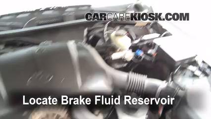 1999 Mercury Grand Marquis LS 4.6L V8 Brake Fluid