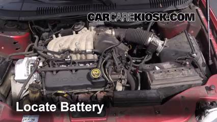 1999 Mercury Sable LS 3.0L V6 Sedan Batería