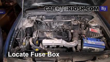 1999 Nissan Almera GX 2.0L 4 Cyl. Diesel Fuse (Engine)