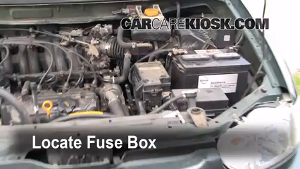 1999 Nissan Quest GXE 3.3L V6 Fuse (Engine)