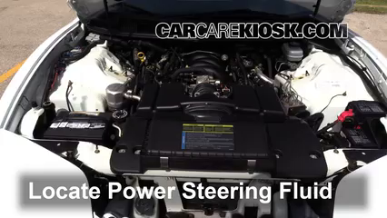 1999 Pontiac Firebird Formula 5.7L V8 Convertible Power Steering Fluid