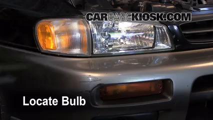 1999 Subaru Impreza Outback 2.2L 4 Cyl. Luces Luz de estacionamiento (reemplazar foco)