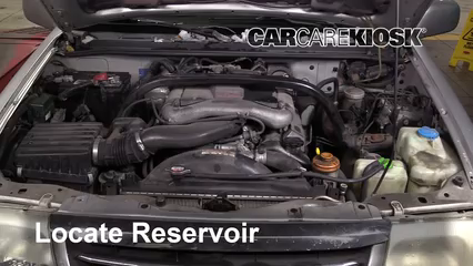 1999 Suzuki Grand Vitara JLX 2.5L V6 Líquido limpiaparabrisas