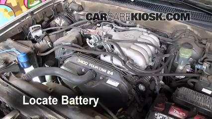 1999 Toyota 4Runner Limited 3.4L V6 Battery