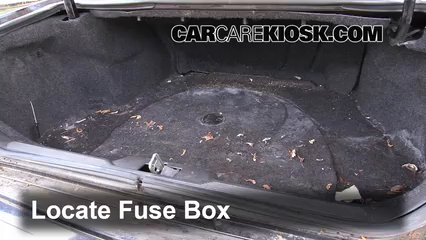 Fuse Interior Part 1 interior fuse box location 1998 2004 cadillac seville 2001 cadillac deville fuse box location at nearapp.co