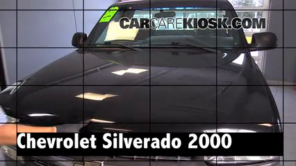 2000 Chevrolet Silverado 1500 4.3L V6 Standard Cab Pickup (2 Door) Review
