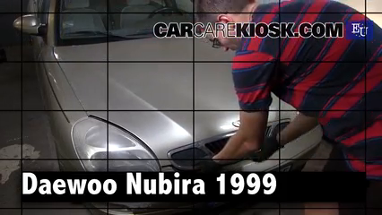 2000 Daewoo Nubira SE 2.0L 4 Cyl. Review