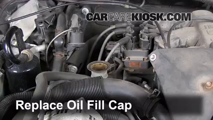 1995-2001 Ford Explorer Oil Leak Fix - 2000 Ford Explorer XLS 4 0L V6