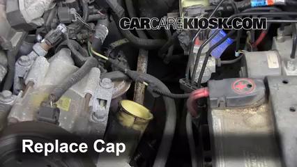 1992 ford f150 power steering fluid change