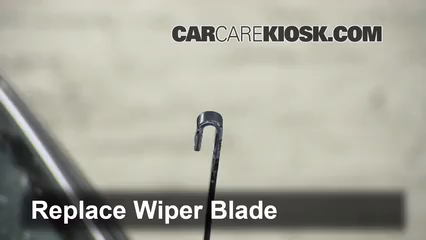 Front Wiper Blade Change Ford Expedition 1997 2002 2000