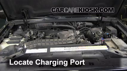 How To Add Refrigerant To A 1995 2001 Ford Explorer 2000
