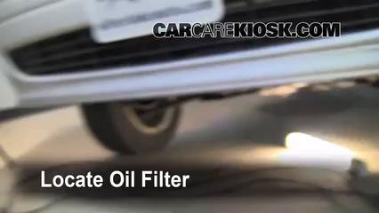 ford focus 2004 oil filter