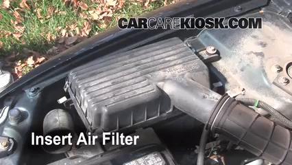 Air Filter Engine Part on 1999 Honda Civic Fuel Filter