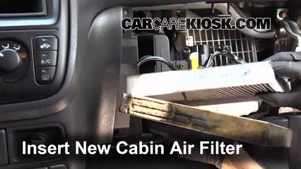 Air Filter Cabin Part