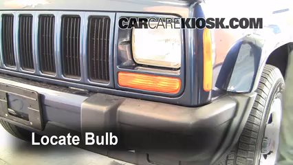 Headlight Change 1997 2001 Jeep Cherokee