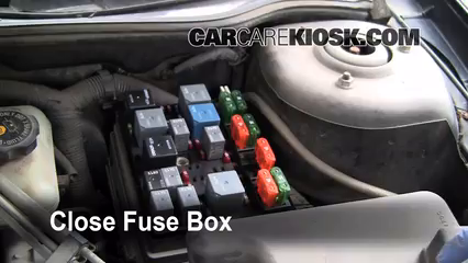 Blown Fuse Check 1999-2004 Oldsmobile Alero - 2000 ... on