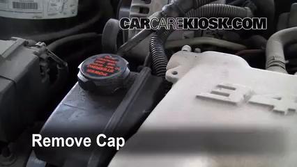 Check Power Steering Level Oldsmobile Alero 1999 2004