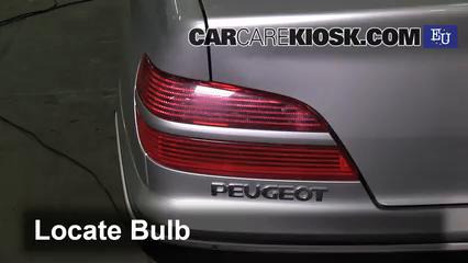 2000 peugeot 406 lx hdi 2 0l 4 cyl  turbo diesel lights reverse light (