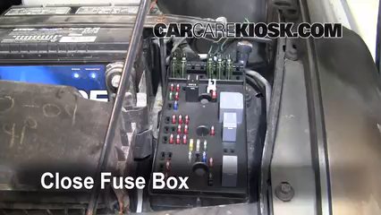 Saturn Fuse Box Replacement - All Diagram Schematics on