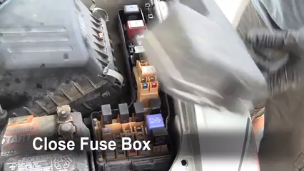 replace a fuse 2000 2004 toyota avalon 2000 toyota avalon xls 3 0l v6 2000 Toyota Avalon Fuel Sending Unit
