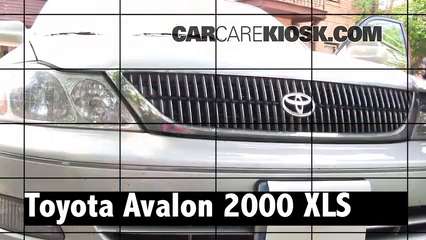 2000 Toyota Avalon XLS 3.0L V6 Review