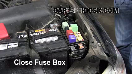 1997 Toyota Camry Fuse Box | Wiring Diagram on