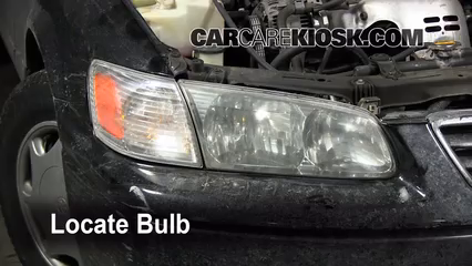 1998 toyota camry headlight bulb
