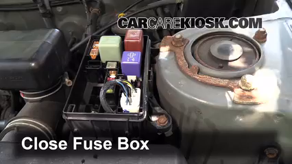 2000 Rav4 Fuse Box | Wiring Diagram