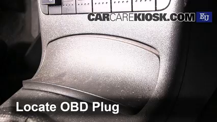2000 Volkswagen Polo 1.0L 4 Cyl. Check Engine Light