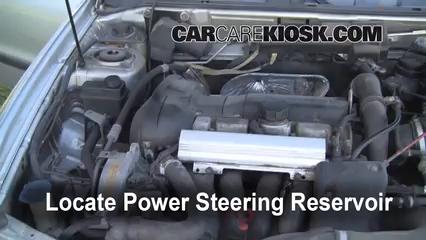 power steering leak fix 2000 2004 volvo v40 2000 volvo v40 1 9l 4 rh carcarekiosk com 2018 Volvo S40 2001 Volvo S40