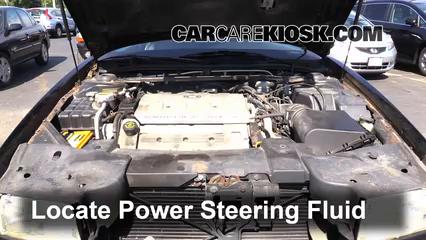 2000 Cadillac Eldorado ESC 4.6L V8 Liquide de direction assistée