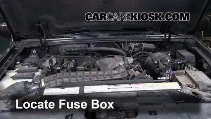 2000 Ford Explorer XLS 4.0L V6 Fusible (motor)