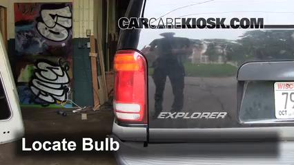 2000 Ford Explorer XLS 4.0L V6 Luces