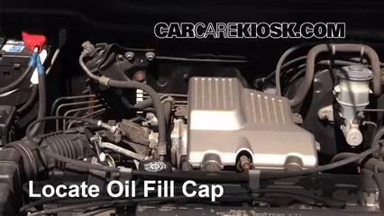2000 Honda CR-V EX 2.0L 4 Cyl. Oil